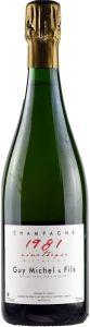 Champagne Guy Michel &;amp Fils Vinothèque Millésime 1981 - Extra Brut