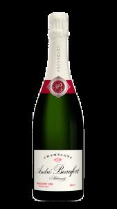 Champagne André Beaufort Ambonnay Grand Cru Millésime 1985 - Brut