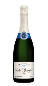 Champagne André Beaufort Polisy Millésime 2001 - Brut