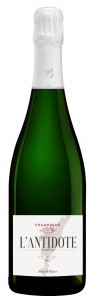 """Champagne """"L'ANTIDOTE"""" Blanc de Blancs Grand Cru 2013 - Brut Nature"""