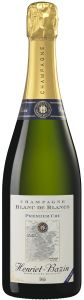 Champagne Henriet-Bazin Blanc de Blancs Pemier Cru - Extra Brut