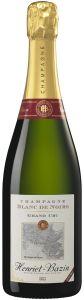 Champagne Henriet-Bazin Blanc de Noirs Grand Cru - Extra Brut