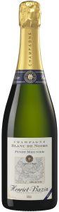Champagne Henriet-Bazin Blanc de Meunier - Brut