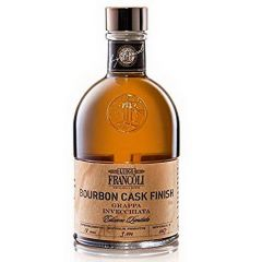 Bourbon Cask Finish Grappa Invecchiata - Luigi Francoli