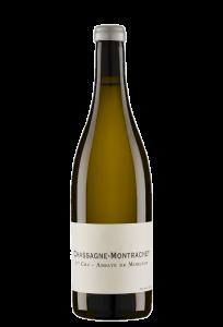 """Frédéric Cossard Chassagne-Montrachet 1er Cru """"Abbaye de Morgeot"""" 2018"""