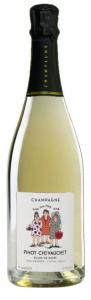 Champagne Pinot-Chevauchet Blanc de Noirs Vieilles Vignes - Extra Brut