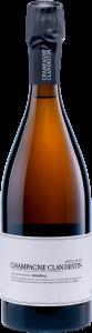 """Champagne Clandestin """"Les Semblables"""" (Boréal) - Brut Nature"""