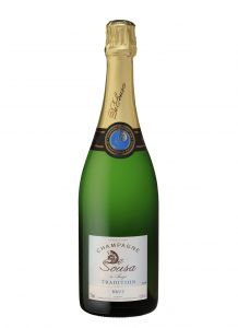 Champagne De Sousa à Avize Tradition - Brut
