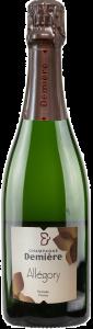 """Champagne Demière """"Allégory"""" Platine - Brut Nature"""