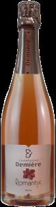 """Champagne Demiére """"Romantyc"""" Rosé Manon - Brut"""