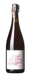 Champagne Charles Dufour Bulles de Comptoir face b JOLI COIN Rosé - Extra Brut