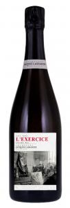 """Champagne Jacques Lassaigne """"L'Exercice Rosé"""" Acte V  Scene II - Extra Brut"""