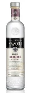 Luigi Francoli Grappa del Piemonte Nebbiolo