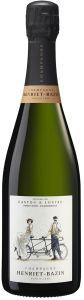 Champagne Henriet-Bazin Gaston & Louise Premier Cru - Brut Nature