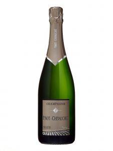 "Champagne Pinot-Chevauchet ""Généreuse"" - Brut Nature"