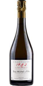 Champagne Guy Michel &;amp Fils Vinothèque Millésime 1982 - Extra Brut