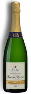 Champagne Henriet-Bazin Millésime Carte Or 2010  Brut Premier Cru - Magnum