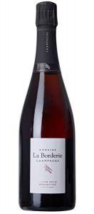 """Champagne La Borderie """"Douce Folie"""" Rosé Extra-Brut"""