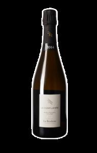 """Champagne La Borderie """"La Confluente"""" Blanc de Blancs Millésime 2014 Extra-Brut"""