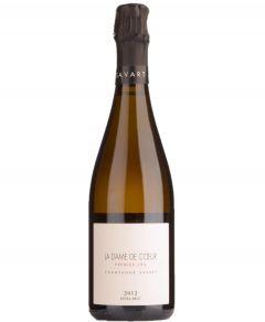 """Champagne Frédéric Savart """"La Dame de Cœur"""" Premier Cru 2012 - Extra Brut"""