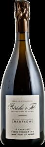 """Champagne Bérêche & Fils """"Le Cran Ludes"""" 2007 - Extra Brut"""