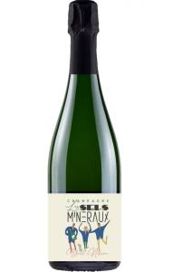 """Champagne """"Les Sels Minéraux"""" Terra Vitis - Brut Nature"""