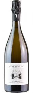 """Champagne Les Frères Mignon """"L'Aventure"""" Blanc de Blancs Premier Cru - Extra Brut"""