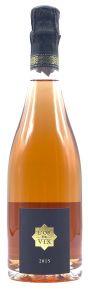 """Elodie Beaufort Vin Mousseux """"L'Or de Vix"""" 2015 Rosé - Brut Nature"""