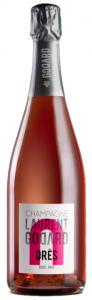 """Champagne Laurent Godard """"Orés"""" Rosé - Brut"""