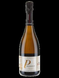 """Champagne Franck Pascal """"Puissance"""" 2009 - Brut Nature"""
