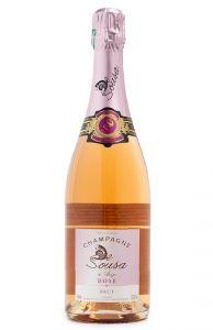 Champagne De Sousa à Avize Rosé - Brut