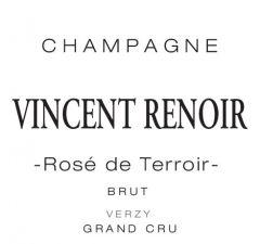 Champagne Vincent Renoir Rose de Terroir Grand Cru - Brut