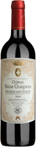 Château Maine Chaigneau Montagne-Saint-Émilion 2018