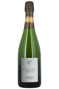 """Champagne Piollot Père & Fils """"Champs Rayés"""" 2012 - Brut Nature"""