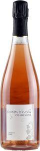 Champagne Thomas Perseval Rosé Premier Cru - Brut Nature