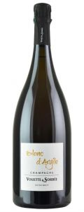 """Champagne Vouette & Sorbée """"Blanc d'Argile"""" Extra Brut V11 - Magnum"""