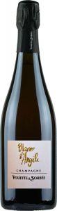 "Champagne Vouette & Sorbée ""Blanc d'Argile"" V15 - Brut Nature"